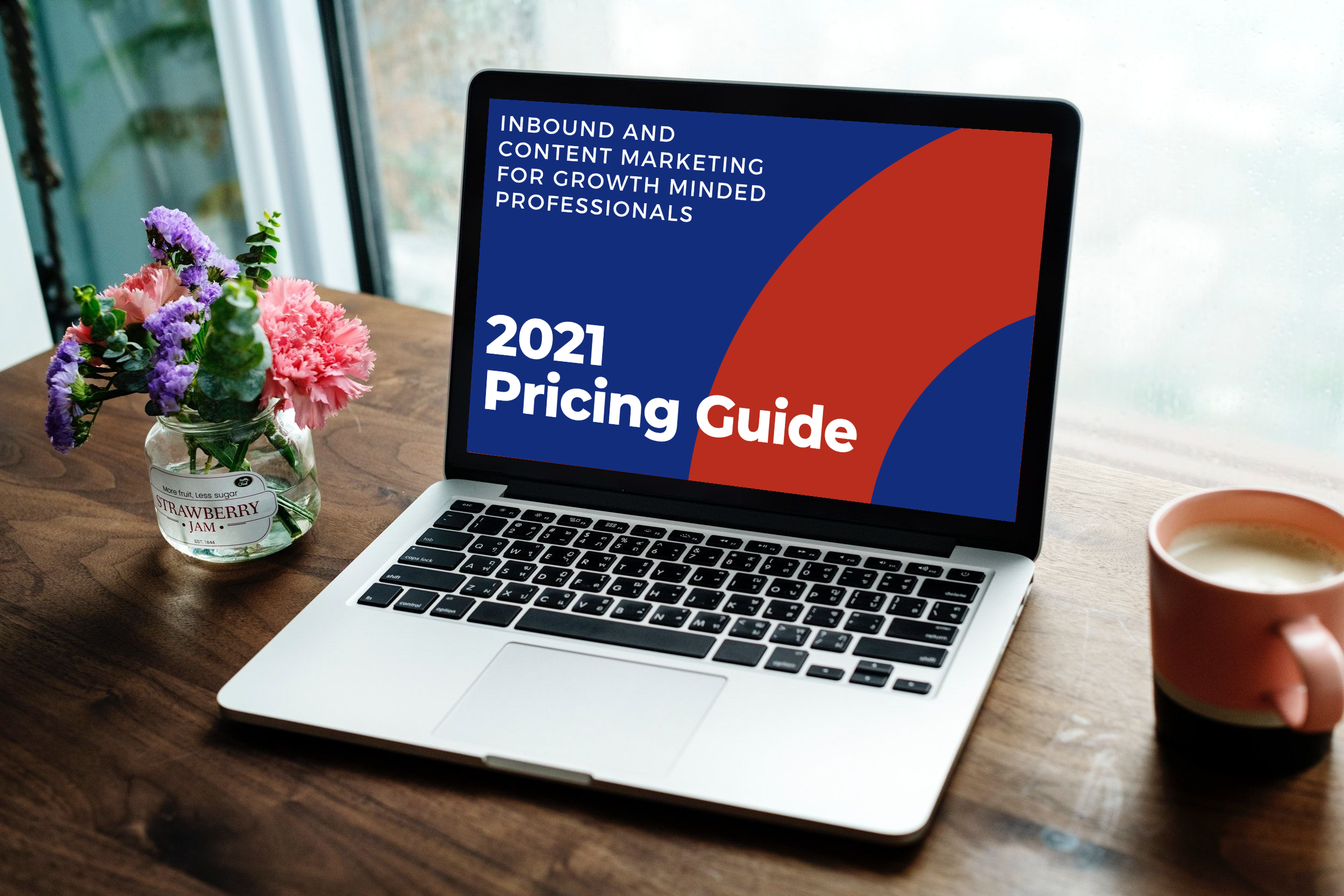 2021 pricing brochure mockup